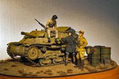 6 Mark Ford Semovente M40/18