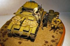 12 Mark Ford Semovente M40/18