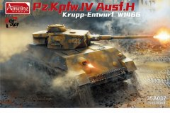 Amusing-Hobby-35A037-Panzer-IV-Ausf.H-Krupp-Entwurf
