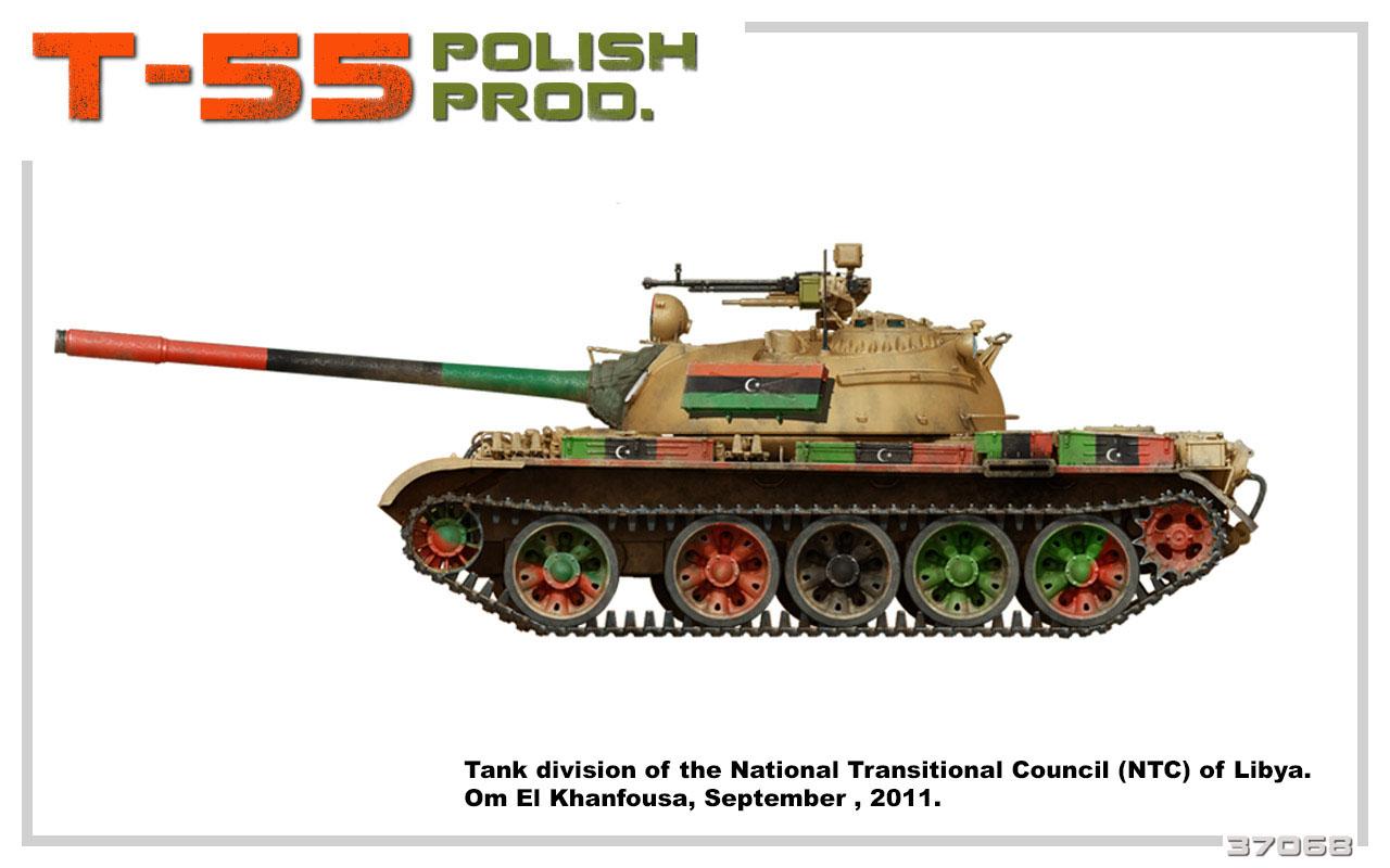 T-55-Libya