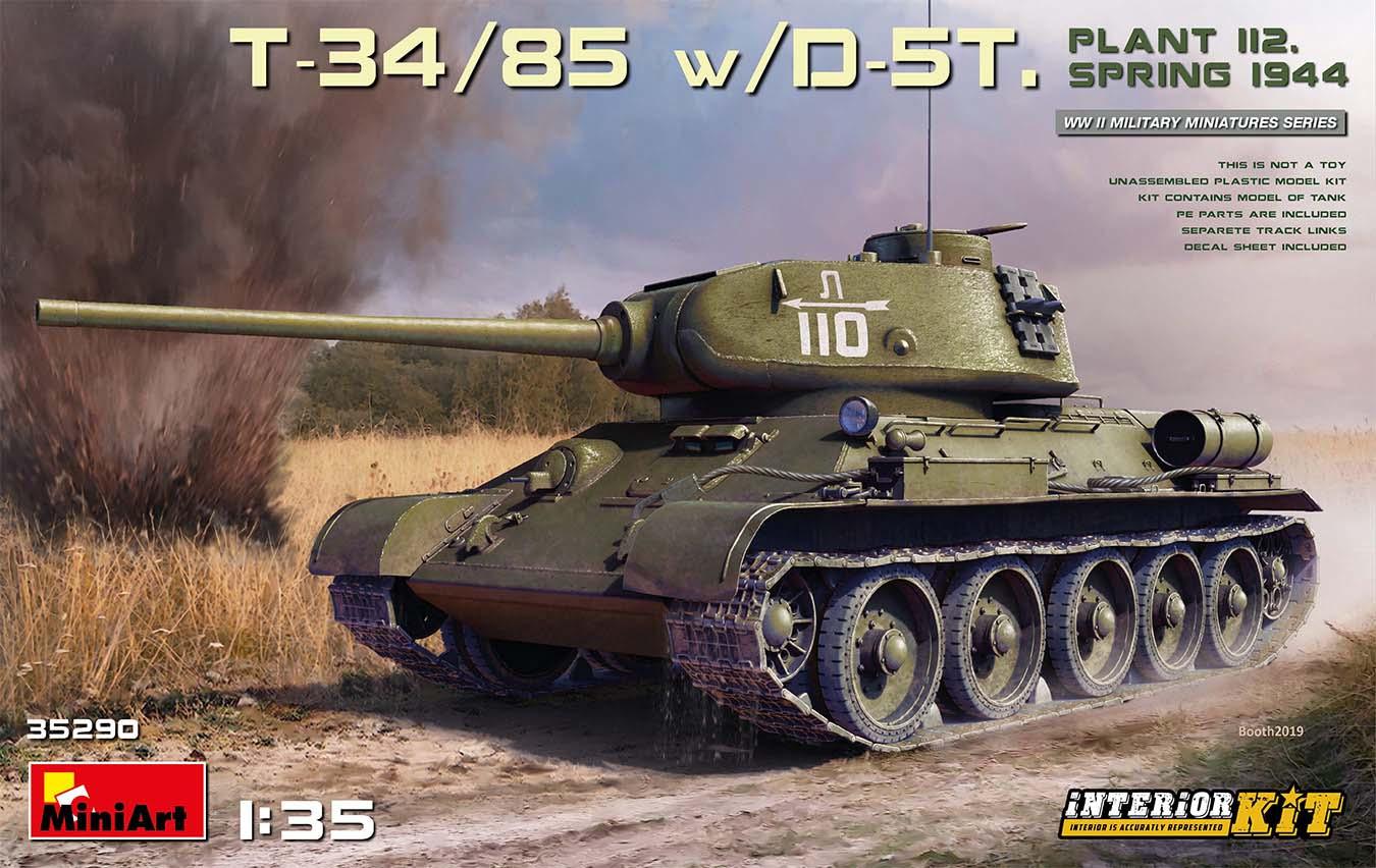 MiniArtT34-85