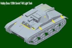 Hobby-Boss-1-35th-Soviet-T-60-Light-Tank