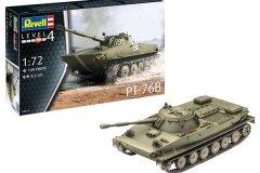Revell-1-72-PT-76B-Model-Kit
