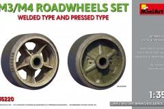 MiniArt-M3_M4_wheels