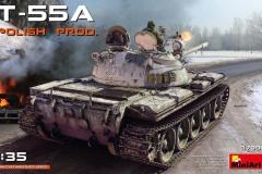 MiniArt-T-55-Polish-Production