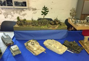 Dave Burton has quite a collection of WWII German armour