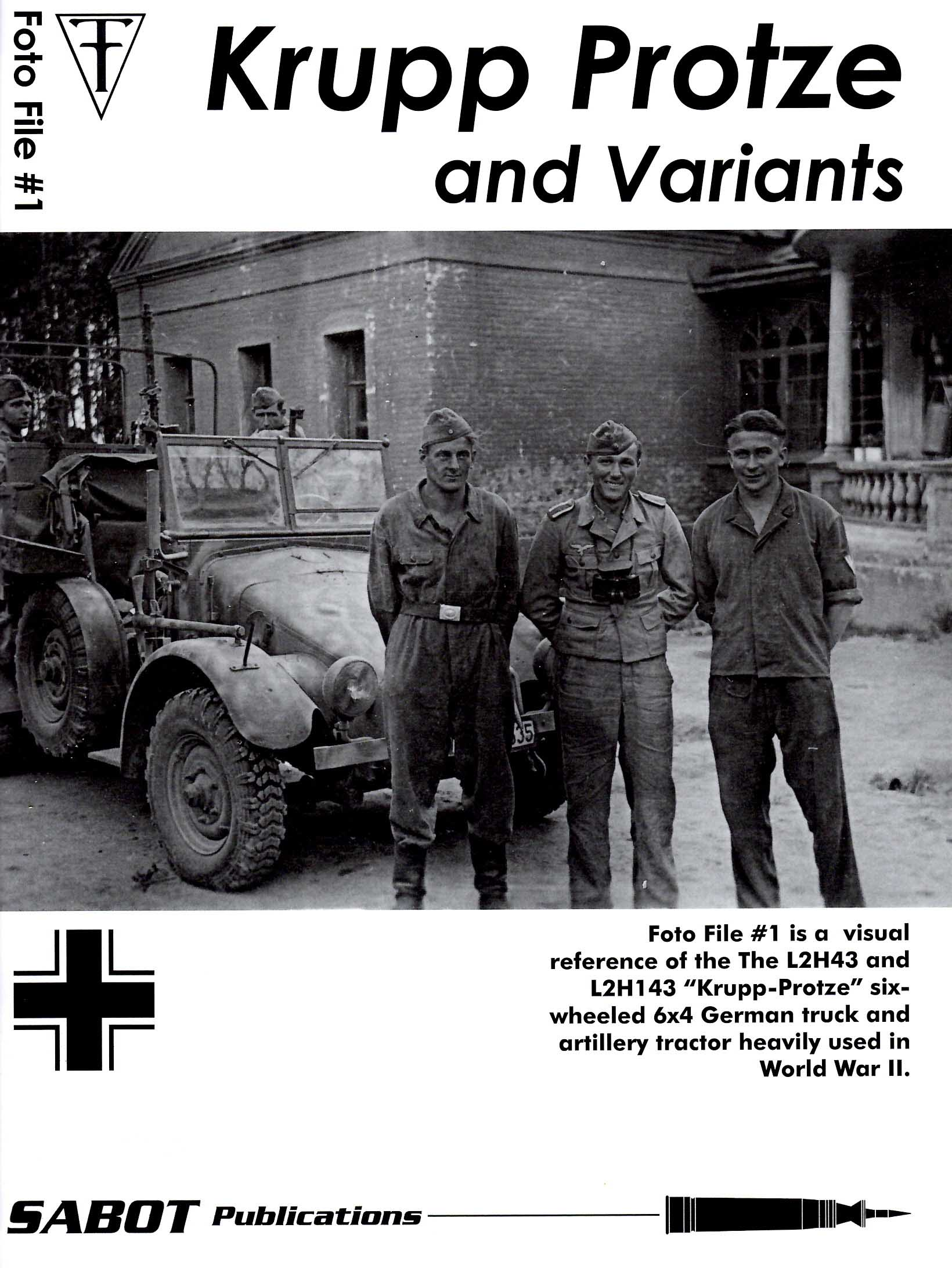 Krupp Protze and variants