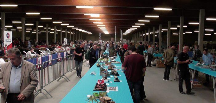IPMS Plastic and Steel model show – Belgium