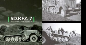 Sd.Kfz.7 Mittlerer Zugkraftwagen 8t. – review of Camera On book