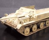 Post War Competition entry from Paul Badman – Egyptian ASU-57