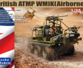 New from Gecko – British ATMP WMIK (Airbourne)