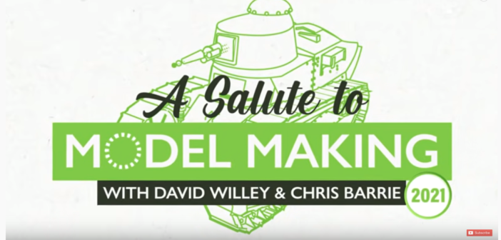 Check out The Tank Museum's 'Salute to Model Making' Video