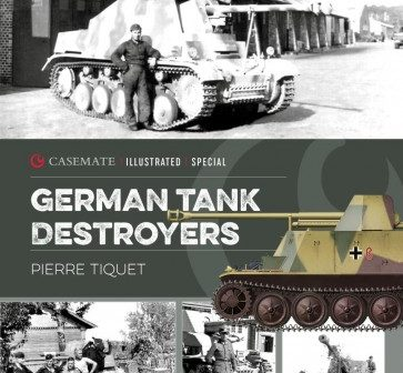 Book Review – German Tank Destroyers