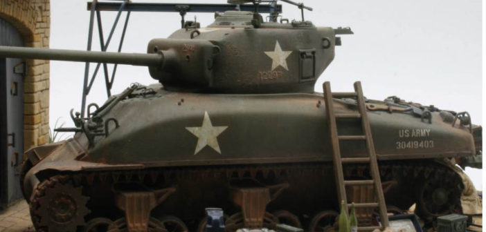 Review – Model Tanks by Tom Cole