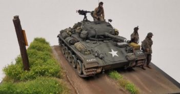 Mark Ford's M24 Chaffee